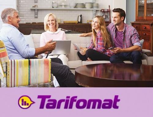Tarifomat recenze: srovnání mobilních tarifů jedním klikem?