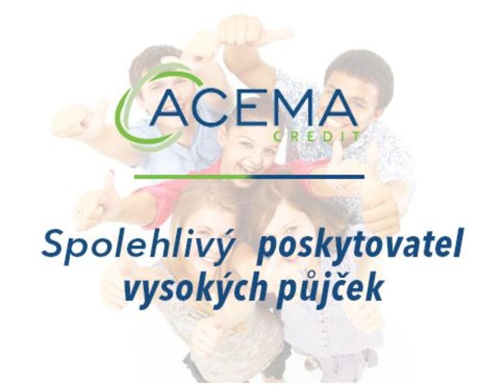 Půjčka ACEMA recenze – Nebankovní poskytovatel vysokých půjček