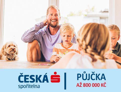 Recenze na bankovní půjčka od České spořitelny