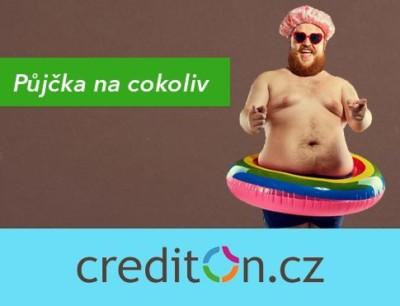 Půjčka CreditON - Velmi dobře hodnocená půjčka do 20 000 Kč