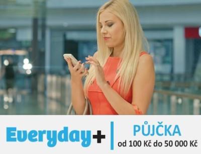 Everyday půjčka - Recenze na rychlou půjčku od 100 Kč do 50 000 Kč