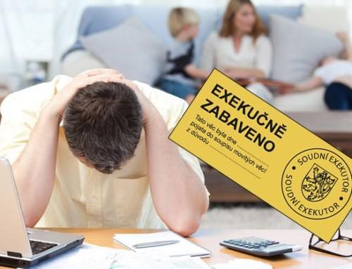 Jak probíhá exekuce? Exekuční řízení na majetek a výplatu