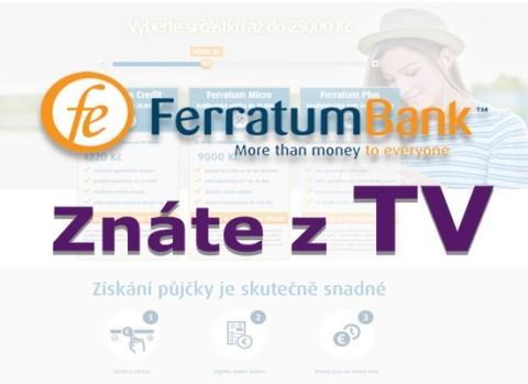 Ferratum půjčka - Recenze, zkušenosti, srovnání