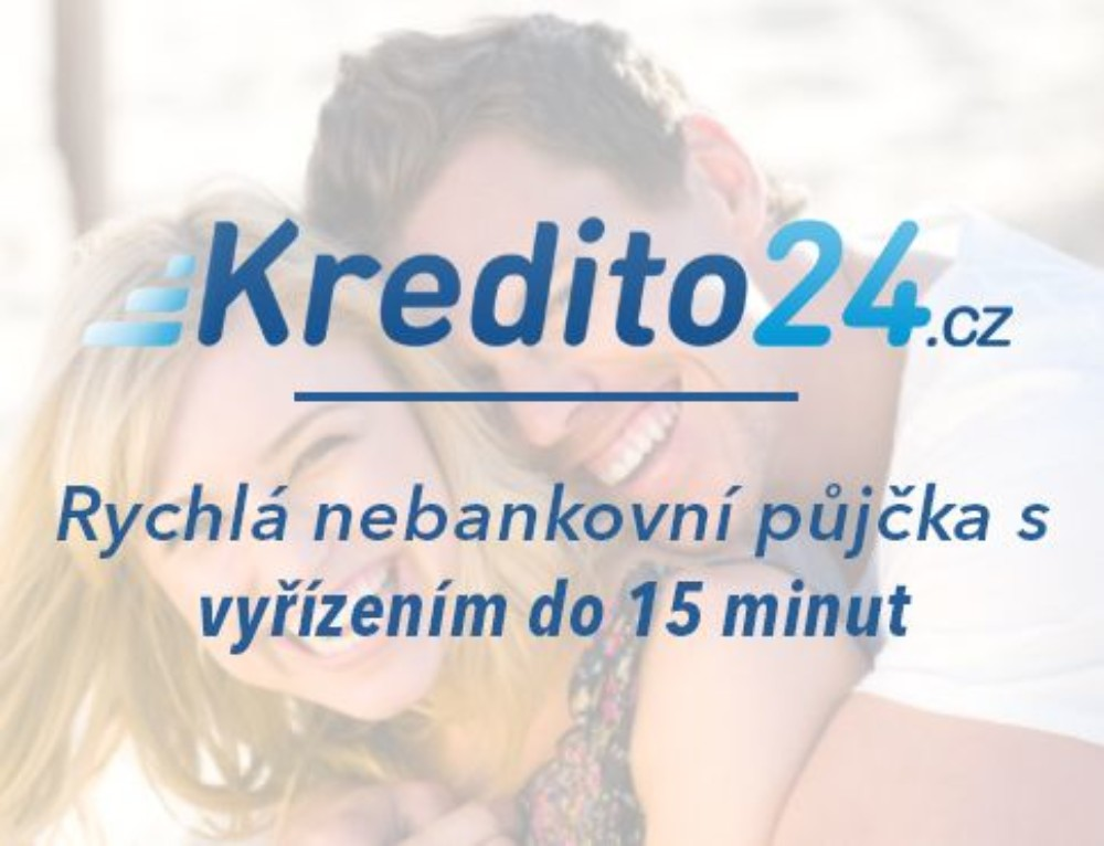 Kredito24 recenze – Rychlá nebankovní půjčka s vyřízením do 15 minut