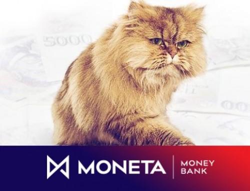 Moneta Bank půjčka – Recenze na kočičí půjčku do 800 000 Kč