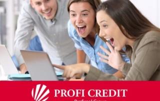 Recenze na skvělou půjčku Profi Credit do 166 000 Kč