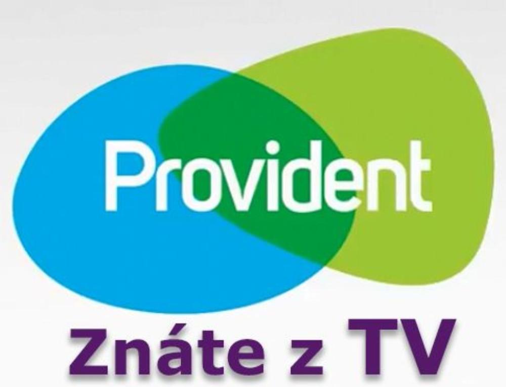 Provident půjčka známá z TV – Kalkulačka, recenze, tabulka splátek