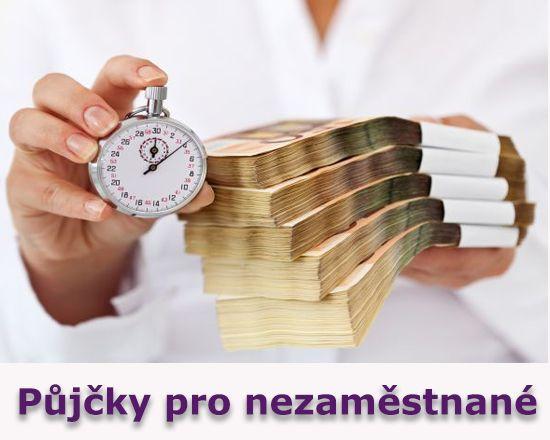 Nebankovní půjčky bez doložení příjmů s vyplacením do 15 minut