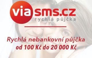 VIA SMS půjčka recenze - Rychlá půjčka od 100 Kč do 20 000 Kč