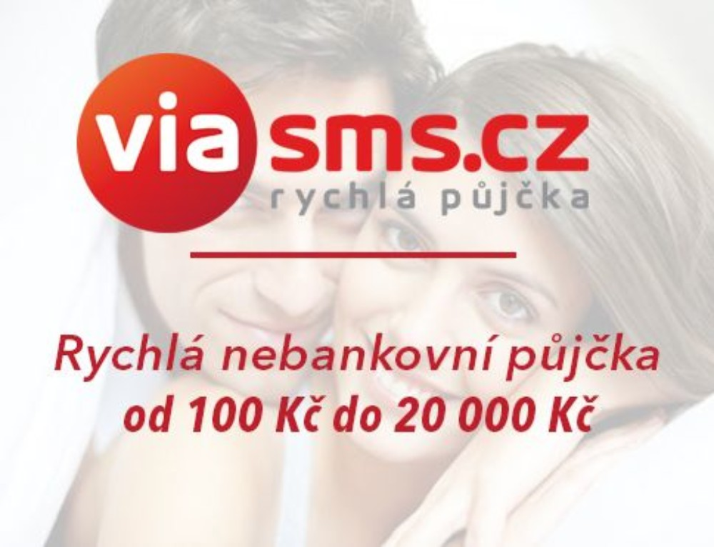 VIA SMS půjčka recenze – Rychlá půjčka od 100 Kč do 20 000 Kč